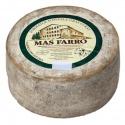 Formatge curat ovella 1,5 kg Mas Farró